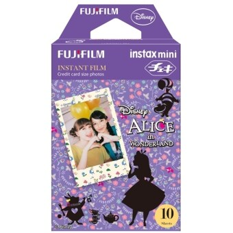 Harga Fujifilm Instax Mini Film Disney Alice in Wonderland 10pcs