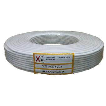 Harga Alarm Cable 0.25LC (100M) ALA-XPRO-4025-LC