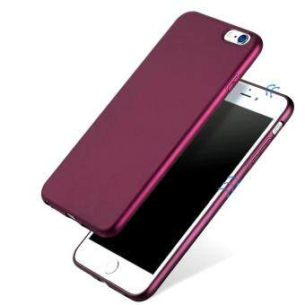 Harga X-LEVEL Guardian Series Matte TPU Case for iPhone 6s Plus/6 Plus 5.5 - Wine Red
