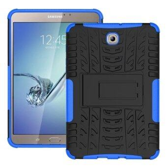 Harga Moonmini Shockproof Case with Kickstand for Samsung Galaxy Tab S2 8.0 T710 (Blue)
