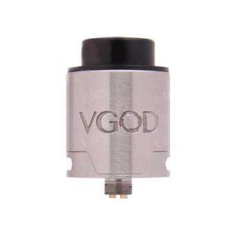 Harga Super Fast Marketing - Vgod Pro Drip (SILVER) For Vape And Electronic Cigarettes