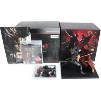 Harga PS3 NINJA GAIDEN 3 COLLECTOR'S EDITION