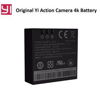 Harga [INTERNATIONAL] 100% Original Xiaomi Xiaoyi Yi 4K Action Camera Battery