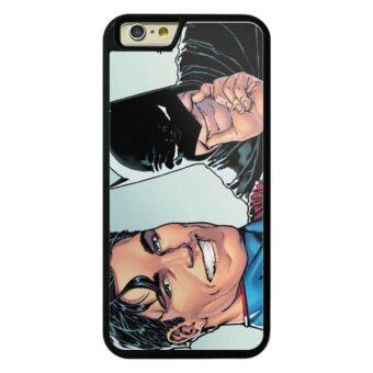 Harga Phone case for iPhone 5/5s/SE Superman And Batman Selfie Comic cover for Apple iPhone SE
