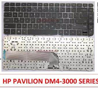 Harga REPLACEMENT Keyboard HP Pavilion dm4-3000, dm4-3100 series