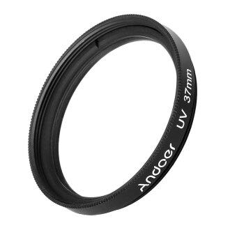Harga Andoer 37mm UV Ultra-Violet Filter Lens Protector for Canon Nikon DSLR Camera