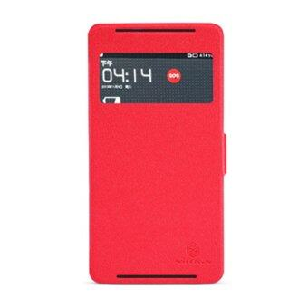 Harga Lenovo S930 Nillkin Fresh Series Leather Case - Red