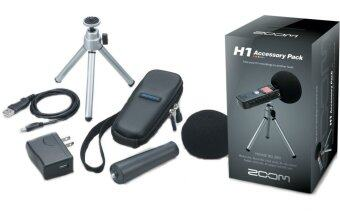 Harga Zoom APH-1 Accessory Pack For Zoom H1 Handy Recorder Black