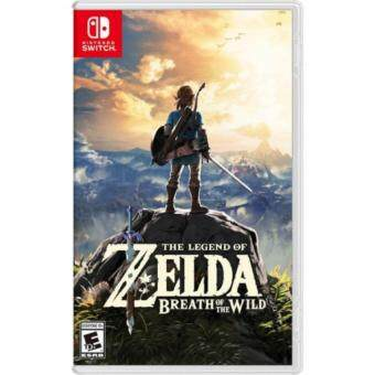 Harga Switch The Legend of Zelda: Breath of the Wild