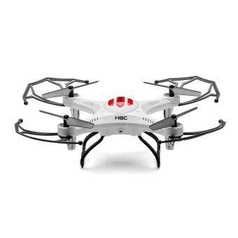 Harga Eachine H8C 2.4G 6-Axis Headless mode Mini RC Quadcopter with 2MP Camera White Mode 2