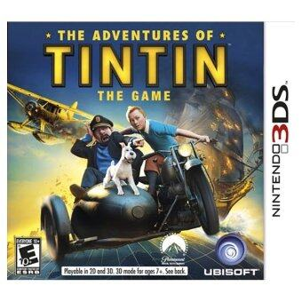 Harga The Adventures Of Tintin: The Game - Nintendo 3DS