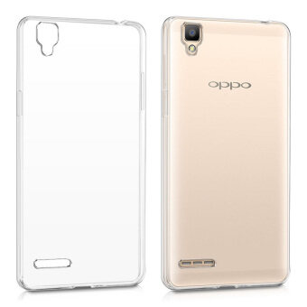 Harga TPU Back Case for Oppo Find 7 x9076 /Find 7A x9006 (Clear)