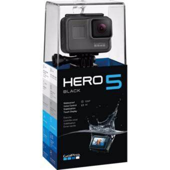 Harga [Authentic] Full Action Package GoPro HERO 5 Black - 1 Year International Limited Warranty