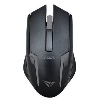 Harga Alcatroz Asic 5 High Resolution Optical Mouse Free Mousemat (Grey)
