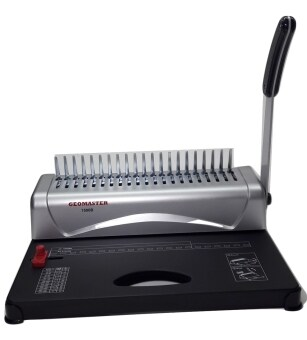 Harga GEOMASTER FACTORY SUPPLY COMB BINDING MACHINE