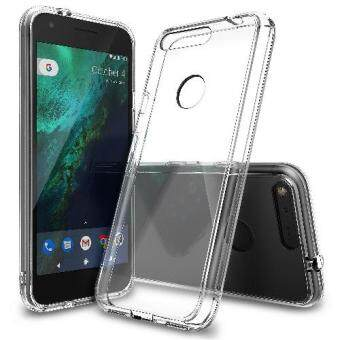 Harga Rearth USA Ringke Fusion Hybrid Shield Series Phone Case for Google Pixel (Crystal Clear)