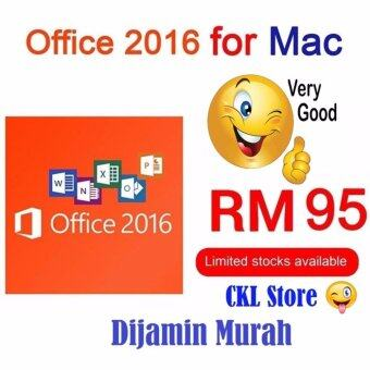 Harga Microsoft Office 2016 For Mac Unlimited Reinstall