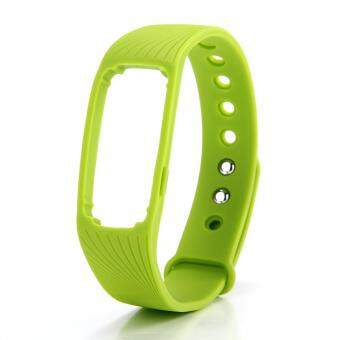 Harga Original Makibes ID107 Replacement Wrist Strap Wearable Wristband - Green