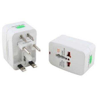 Harga Universal International All in One Travel Adapter Charger
