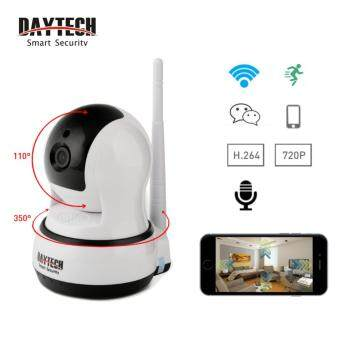 Harga IP Camera WiFi Home Surveillance Security Camera Day Night Vision Two Way Audio Baby Monitor 720P