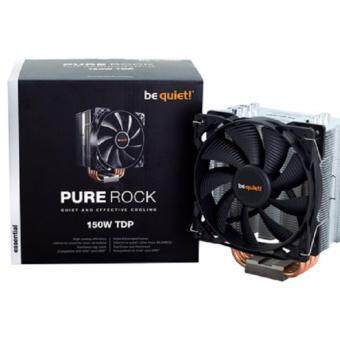 Harga Be quiet! Pure Rock Quiet and Effective Cooling CPU Cooler