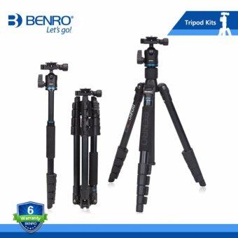Harga *READY STOCK*Benro IT15 Pro Multifunction Aluminum Alloy Tripod Monopod
