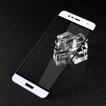 Harga IMAK Full Size Mobile Tempered Glass Screen Guard for Asus Zenfone 3 Max ZC520TL - White