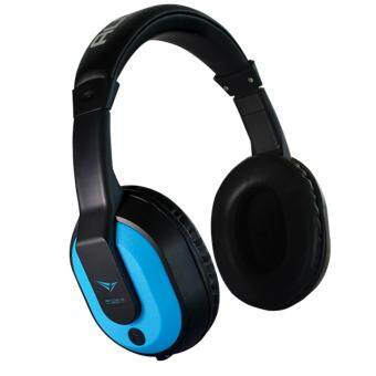 Harga Alcatroz Airwave 300 Wireless Bluetooth Headset (Blue)