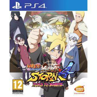 Harga Naruto Shippuden: Ultimate Ninja Storm 4 Road To Boruto (English Subs)[PS4]