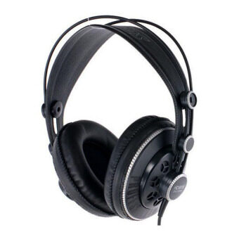 Harga Superlux HD681B Professional Monitor DJ Studio Headphone Hi-FiHeadphone (Black)