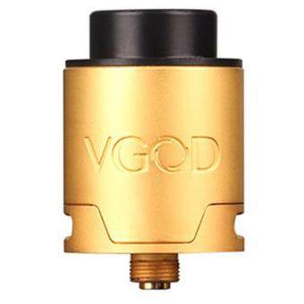 Harga Super Fast Marketing - Vgod Pro Drip (GOLD) For Vape And Electronic Cigarettes