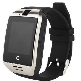 Harga New Q18 Passometer Smart watch with Touch Screen camera TF card Bluetooth smartwatch for Android IOS Phone T30