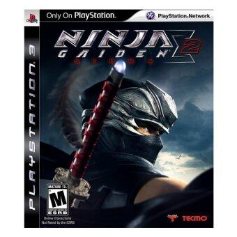 Harga Refurbished PS3 Ninja Gaiden Sigma 2