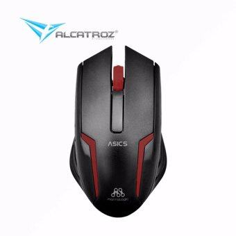 Harga Alcatroz Asic 5 Gaming Design Optical Mouse/1 Year Warranty