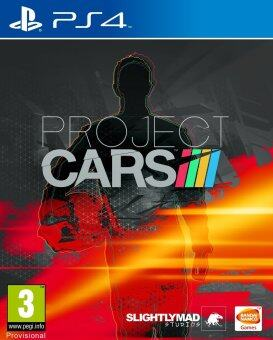 Harga PS4 Project CARS -ALL