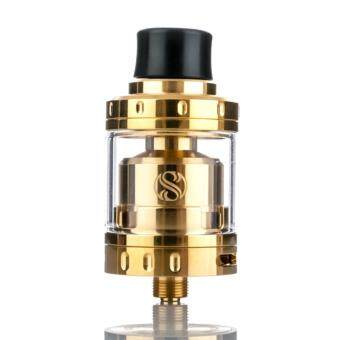 Harga GENUINE Augvape Merlin Mini Two Post Flavor RTA Tanks Atomizer Vape E-Cigarette