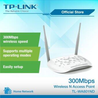 Harga TP-LINK TL-WA801ND 300Mbps Wireless N Access Point / Repeater