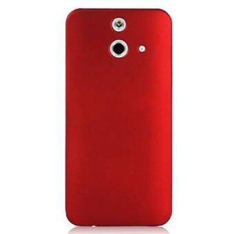 Harga Pc Back Cover for HTC One E8 M8St (Red)