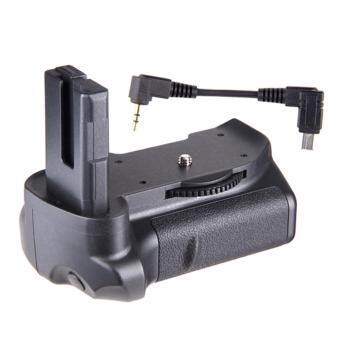 Harga GOOD Travor BG-2G Vertical Battery Grip MB-D10 for Nikon D5300 D5200 D5100 Adapter