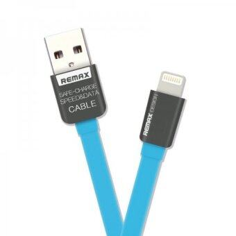 Harga Remax King Kong Safe Charge Lightning Cable 1000mm for IOS (Blue)