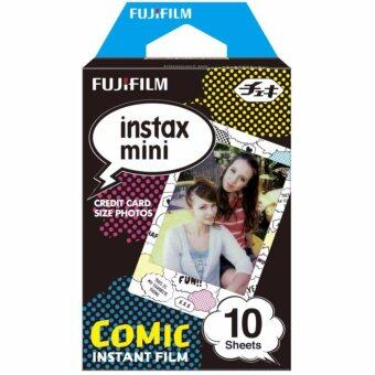 Harga Fujifilm Instax Mini Comic Film (10pcs)