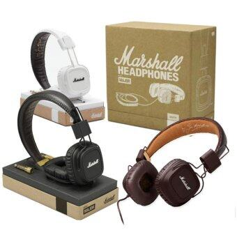 Harga Marshall Major Monitor Over-Ear DJ Studio Hifi Headphone Headset With Mic