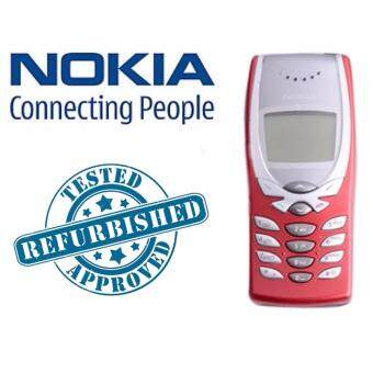 Harga (FACTORY REFURBISHED) Nokia 8250 Butterfly - Red