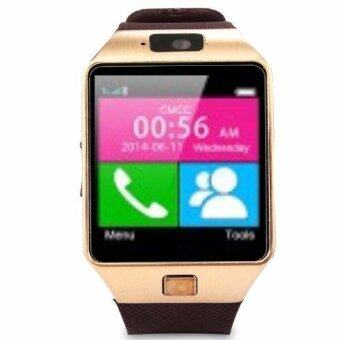 Harga (2016 New Version - Lazada Original) ZenGear 2016 New Version DZ09 Wearables SmartWatch with Hands-Free Call Built-in Camera Bluetooth Connect for Android