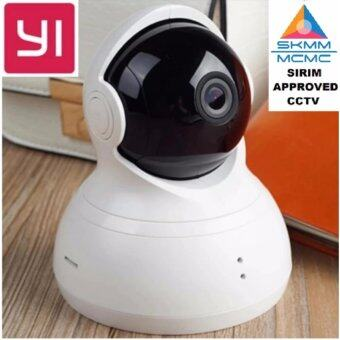 Harga (Genuine) INTERNATIONAL English Version XiaoYi Yi 360 Degree Pan Tilt Dome CCTV International Edition Home IP Camera