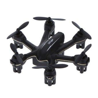 Harga MJX X901 3D Roll 2.4G 6 Axis Nano Hexacopter - Black