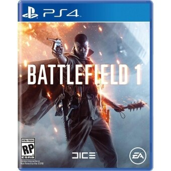 Harga PS4 Battlefield 1 (R3) STANDARD EDITION