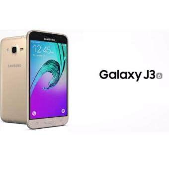 Harga Samsung Galaxy J3 (6) 8GB Gold Warranty By Samsung
