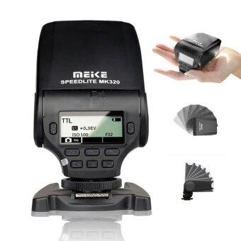 (IMPORT) MEIKE MK-320 TTL flash Speedlite for Sony A7 A7R A7S A7