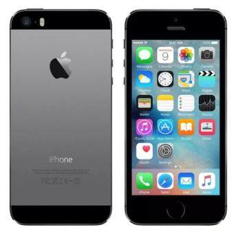 Harga (IMPORTED) Apple iPhone 5s 32GB LTE New Sealed Box (GREY)